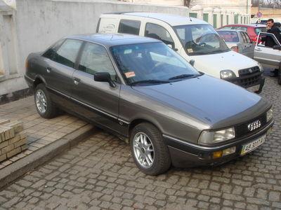 1990 Audi 90 Quattro Black Model