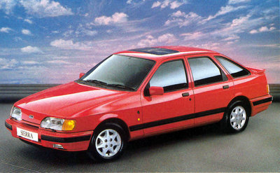 Ford <b>Sierra </b>Hatchback (Форд Сиерра Хэчбэк)