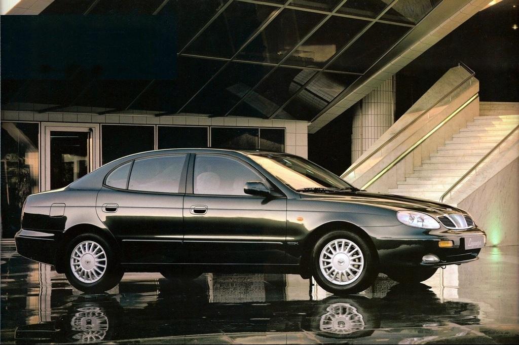 Марка: Doninvest Модель: Kondor Объем двигателя: 2,0 КПП: автомат Кузов: седан Система питания: бензин инжектор...